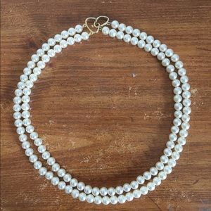 Jewelry - Pearl Costume Necklace